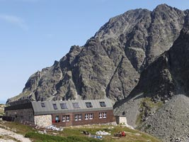 Zbojnicka cottage, Tatra mountains, Slovakia - Img source: wikimedia.org, Jerzy Opiola