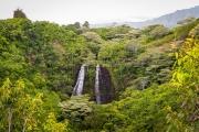 Opaekaa Falls,