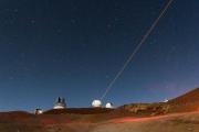 Observatory at Manua Kea