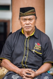 Toraja elder