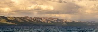 Sunset, Mongolia