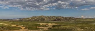 Khangain Nuruu, Mongolia