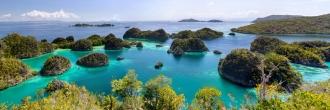 Pianemo, West Papua