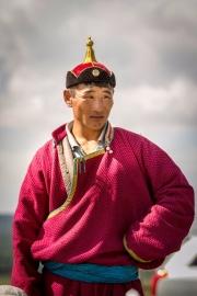 Village festival, Mongolia