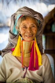 Karen longneck, Thailand