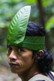 Jungle man, Sumatra
