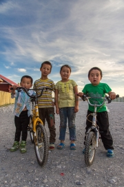 Local gang, Mongolia