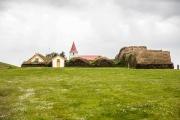 Glaumbaer village