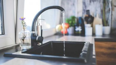 Kitchen tap water faucet, Slovakia