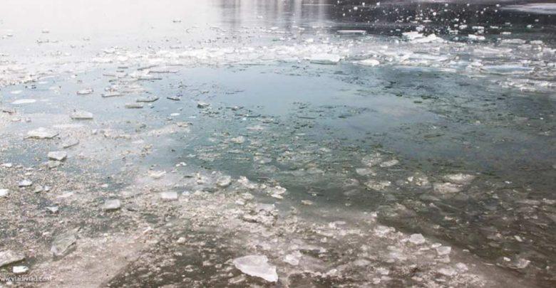 Ladova voda, Lad, Slovensko, Icy water, Slovakia