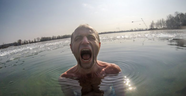 Photo of Teplota vody v jazerách v Bratislave 2020/2021 – pre otužilcov