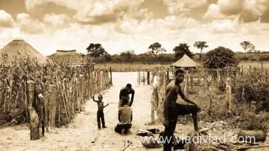 Photo of Zimbabwe: villages