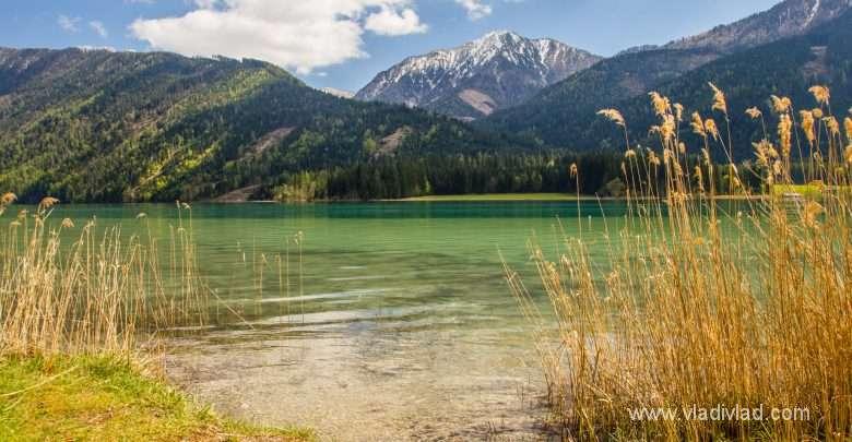 Photo of Austria: Weissensee and around
