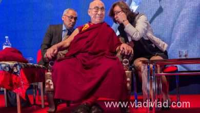 Photo of Dalai Lama Public Talk