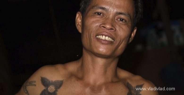 Photo of Malaysia: Borneo: Iban tribe