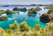 Pianemo, West Papua, Western New Guinea