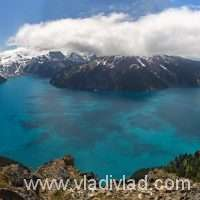 Garibaldi lake, Canada