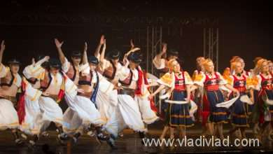 Photo of Slovakia: Slovak Folk Dance – few panorama pictures