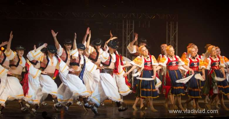 Photo of Slovakia: Slovak Folk Dance – few panorama pictures