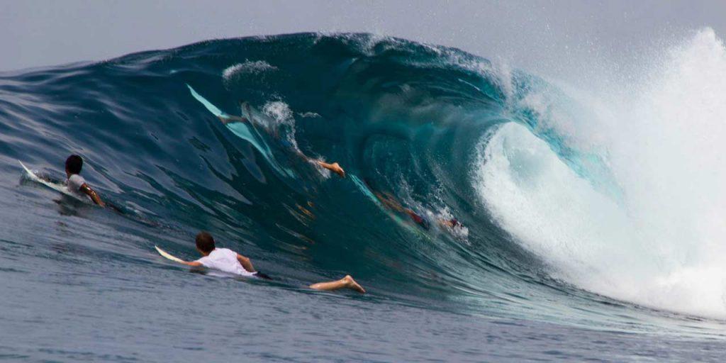 Surfing | Autor: Vladimir Pauco