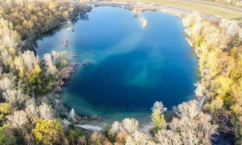 Photo of Farby ako z Karibiku – aj také sú jazerá Petržalky či Rusoviec