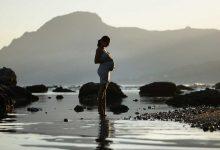Tehotná žena